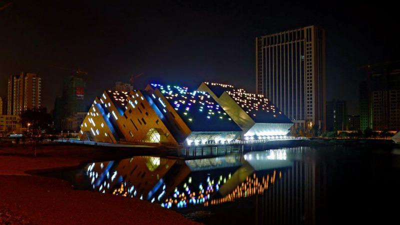中国东海水晶博物馆