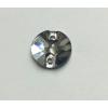 特价处理 8MM平底双孔扣(圆平扣)矿灰