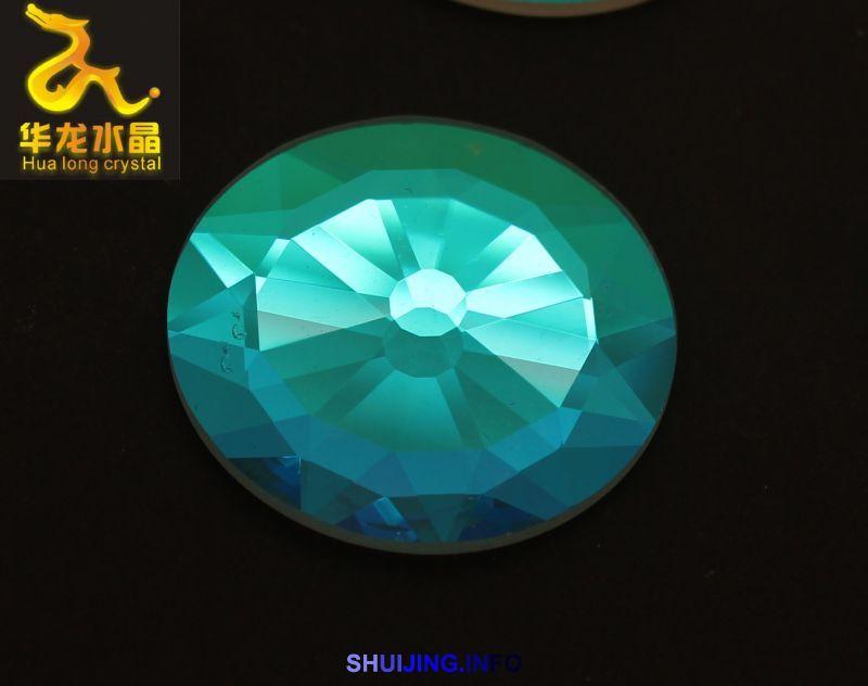 华龙水晶现推出平底圆形紫荆花系列,压顶紫荆花系列,太阳花系列,网格系列