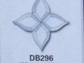 斜边玻璃贴片DB296