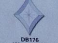 斜边玻璃贴片BD176