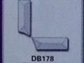 斜边玻璃贴片BD178