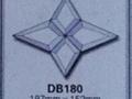 斜边玻璃贴片BD180