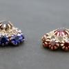 新款水晶钻石扣:22MM合金钻石钮扣