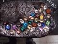 颜色水晶产品女士袋包 (6)