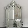 欧式复古异形威尼斯挂镜 家居酒店装饰镜 卫浴梳妆镜美容浴室镜