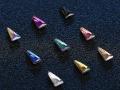 三角形美甲钻
