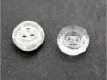 3019圆形水晶纽扣玻璃钮扣白色异形 (4)