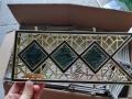 方形沙雕玻璃款式等最新门花6 (2)