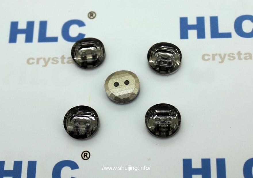 【水晶产品】水晶钮扣,不断线水晶纽扣,安全水晶钮扣