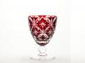 玻璃刻花K酒杯3