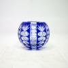 玻璃装饰半圆球雕花TZ-016
