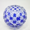 玻璃装饰球雕花TZ-006
