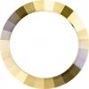 供应异形,时尚,高档金黄色水晶表圈