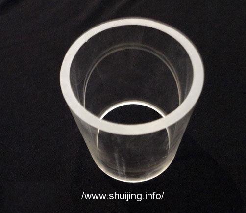 光学超精密耐腐蚀耐高温玻璃管应用注射器玻璃针筒流量计量泵等。